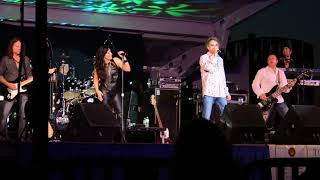 Starship Featuring Mickey Thomas - Sara - 8/9/2014