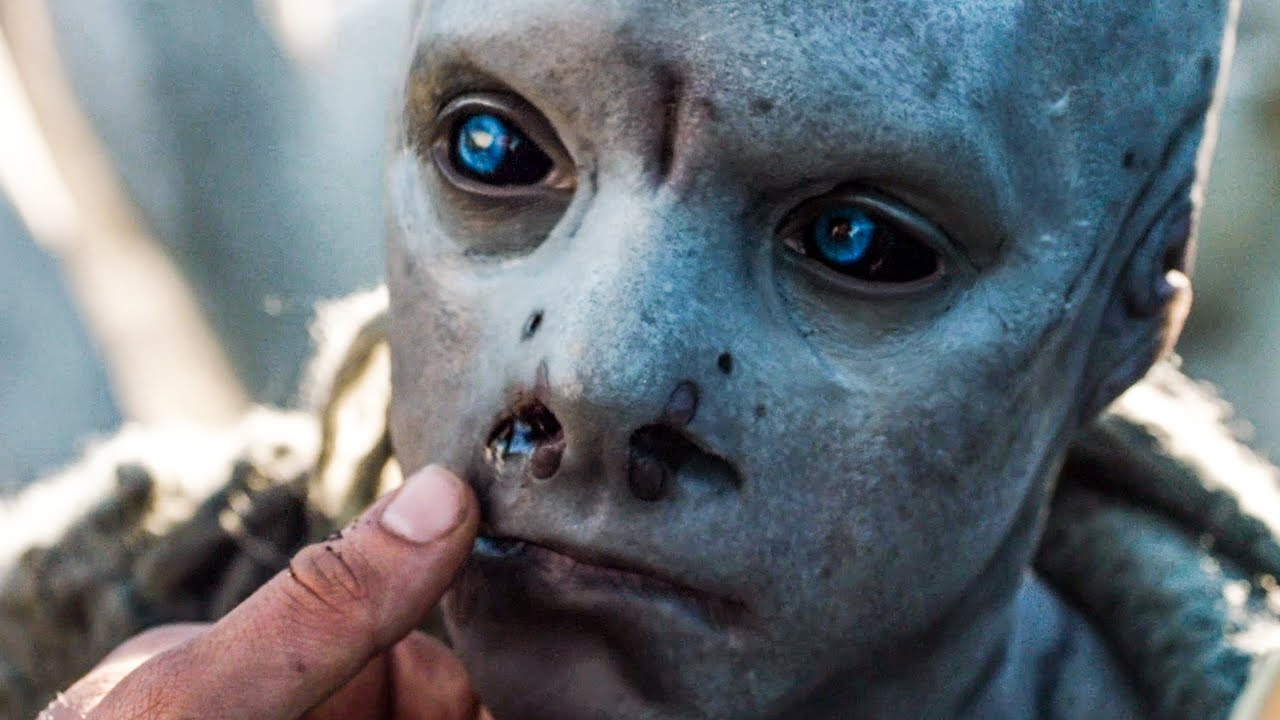 Cold Skin Trailer 2018 Horror
