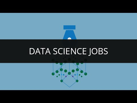 Data science and cryptocurrency jobs