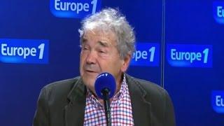 Quand Pierre Perret raconte ses dîners bien arrosés avec Lino Ventura et Serge Gainsbourg