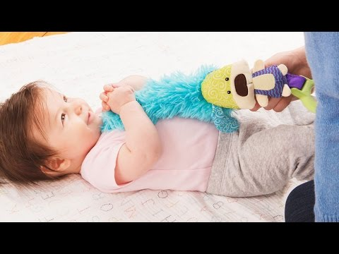Baby, you'll go gaga for this hybrid toy.
