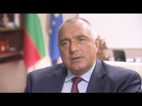 euronews interview - PM confident Bulgaria will beat energy dependency