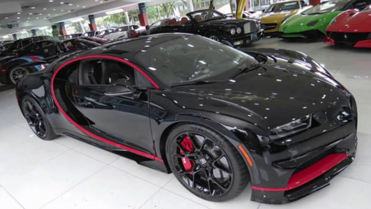 the first bugatti chiron in america is up for sale again - youtube