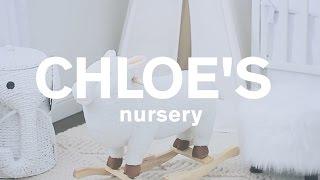 Chloe's Nursery Reveal Thumbnail