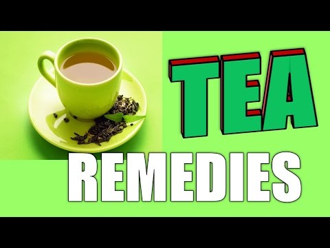 15 Amazing Tea Home Made Remedies