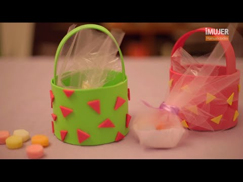 Souvenirs para cumplea os infantiles decoraci n para fiestas imujerhogar youtube - Regalos para fiestas de cumpleanos infantiles ...