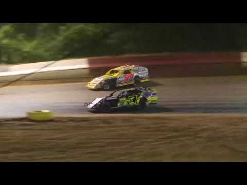 DIRTcar Summer Nationals Modifieds Highland Speedway July 7th, 2018 | HIGHLIGHTS