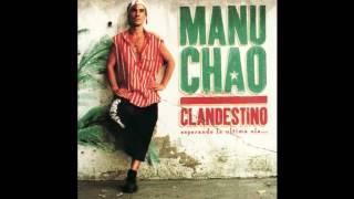 (432Hz) Manu Chao - Dia luna...dia pena - 11 - Clandestino - esperando la ultima ola... -