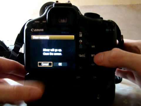 How To - Clean Your Camera Body & Sensor