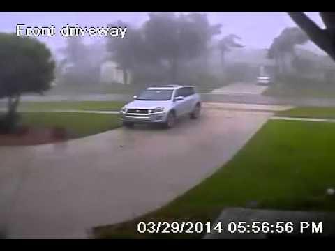 Wellington Florida thurderstorm