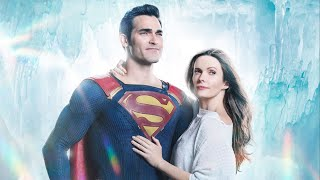 FAMILY KRYPTONITE? Superman & Lois' Tyler Hoechlin soars to new heights as a dad & hubby