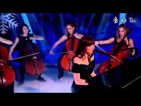 Gabrielle Aplin -- The Power Of Love (Top of the Pops Christmas 2012)