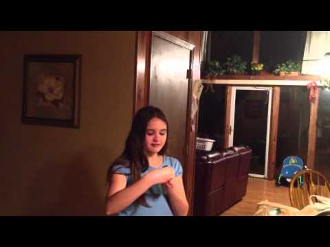 Father pranks daughters