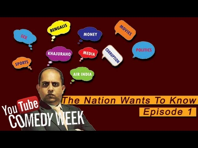The Nation Wants To Know | Anuvab Pal | Episode 1