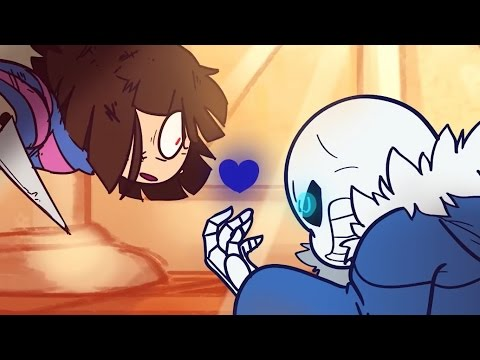 Undertale [Genocide AMV Animation] - Last One Standing