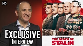 Director Armando Iannucci Exclusive | The Death Of Stalin Interview