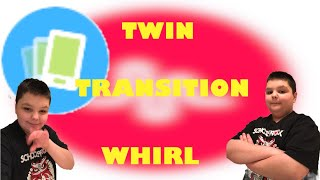 Yoshi Pro - How to do The Twin/Whirl Transition