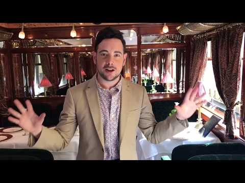 A tour of the real Orient Express