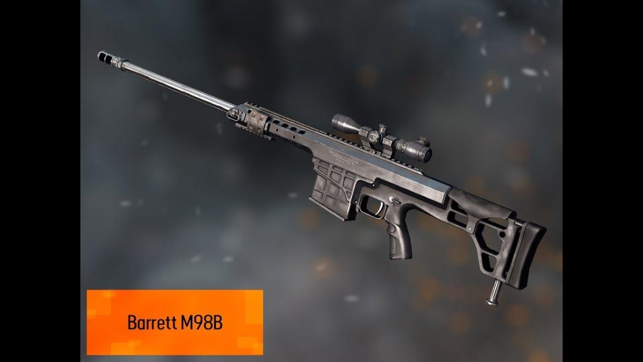 Fragmovie Barrett M98b Youtube