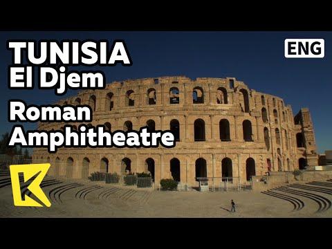 【K】Tunisia Travel-El Djem[튀니지 여행-엘젬]세계 3번째 규모 로마 원형 경기장/Roman Amphitheatre/Stadium