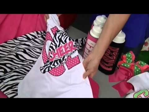 What to pack for Cheer Camp? Get it here!