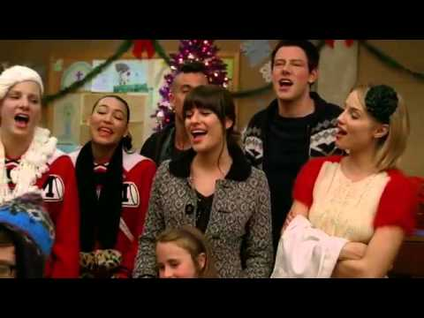 Do They Know It's Christmas - Glee