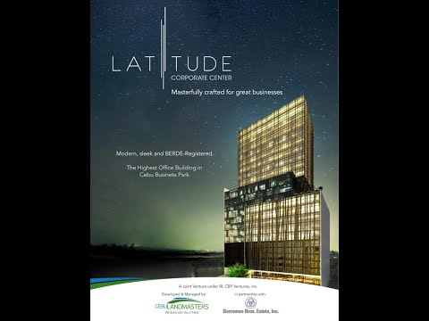 Latitude Corporate Center in Cebu CRS25 REALTY