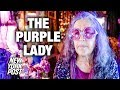 The Purple Lady: Obsessed Woman Addicted to Color Purple | Extraordinary People | New York Post