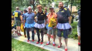 Walk a Mile in Her Shoes June 2015 Jodi Coville