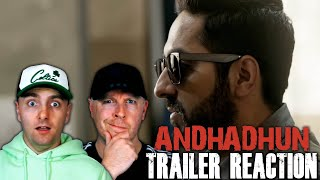 AndhaDhun | Official Trailer Reaction and Thoughts