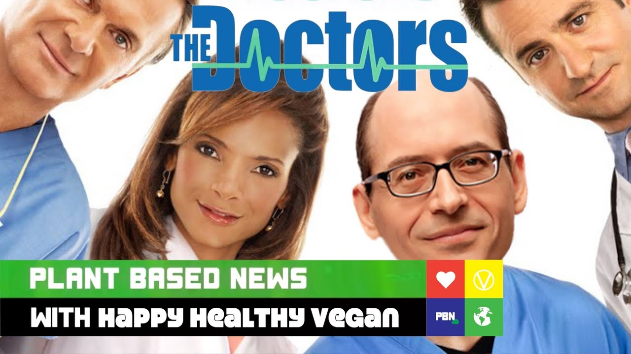 Jamie Oliver Goes Vegan + Dr. Greger Replaces Dr. Stork