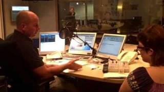 Achter de schermen met Arjan in De Ochtend bij RTV N-H