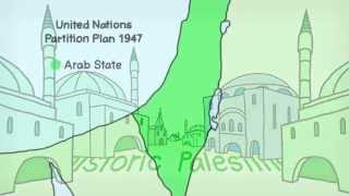 Israel and Palestine 2013: War Explained!