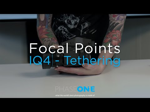 Focal Points - Tethering | Phase One