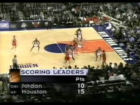 NBA 1998 01 09 Bulls@Knicks