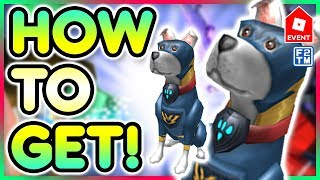 How To Get Super Pup from Super Hero Life II (Heroes Roblox Event)