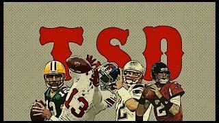 Wild Card Recap, NFL MVP Predictions | TSD Podcast #25