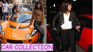 Kelly rowland  car collection (2018)