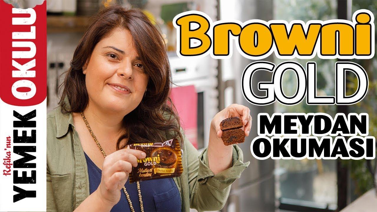 Browni Meydan Okuması | Evde Kolay ve Hesaplı Brownie Tarifi