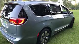 Best Detailed Walkaround 2017 Chrysler Pacifica Hybrid Platinum Minivan