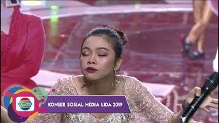GOKIL! Gilang dan Rara Tiruin Nassar dan Soimah | Konser Sosmed 2019