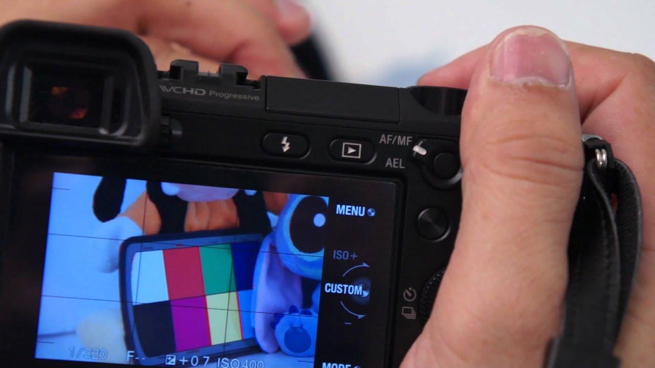 manual focus lens with nex 7 function peaking level mf assit rh youtube com NEX-7 Availability NEX-7 Release