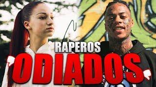 Los RAPEROS MÁS ODIADOS thumbnail