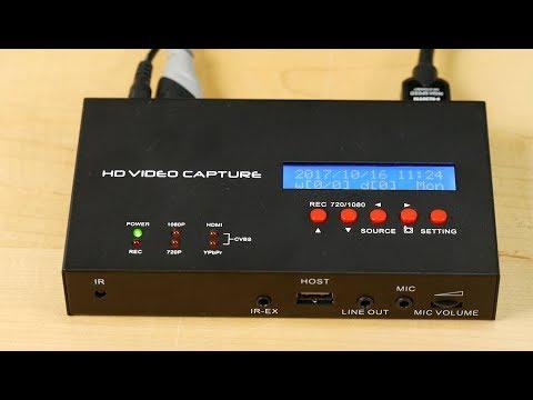 [012] EZCAP 283S HDMI Capture Box - Review, Teardown and Experiments