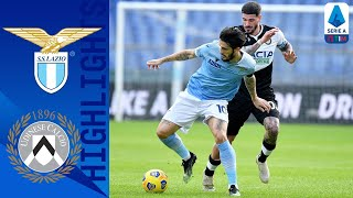 Lazio 1-3 Udinese | Udinese Win at the Olimpico! | Serie A TIM