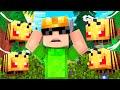 KDO BUDE TA REÁLNÁ VČELÍ KRÁLOVNA?😱🐝 Minecraft Bee Swarm Simulator #2 w/Martin