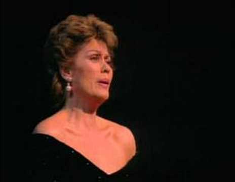 "Dame Kiri Te Kanawa sings ""Vocalise"" - Rachmaninoff"