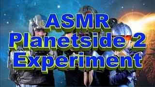 ASMR Raw Gaming Experiment (clicks, key presses) Planetside 2