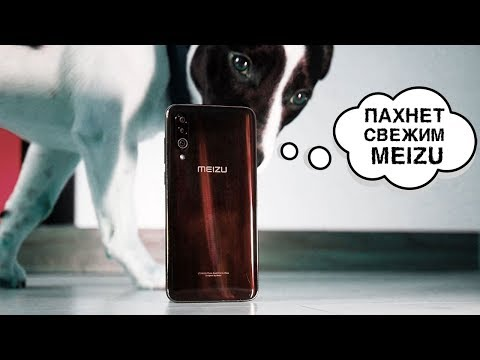 ДОЛГОЖДАННЫЙ Meizu 16XS – я знаю, в чём его проблема!