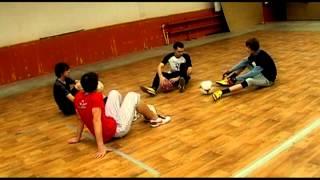 Школа футбольного фристайла в Хабаровске